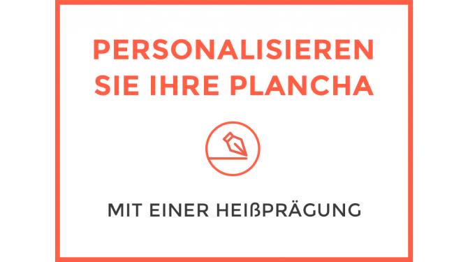 Option: Personalisierung der Plancha Creative