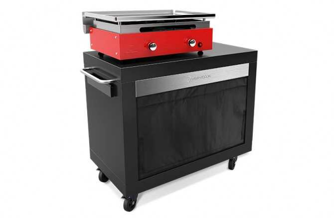 Verytable Grillwagen XL