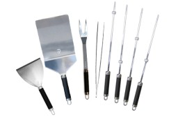Küchenhelfer-Spezialset aus Edelstahl