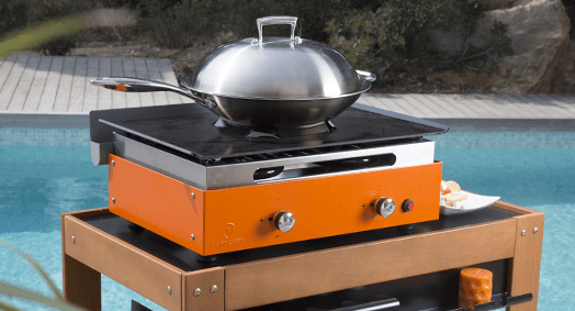 Wok Für Gasgrill : Verywok wok accessoire creative ☀ verycook