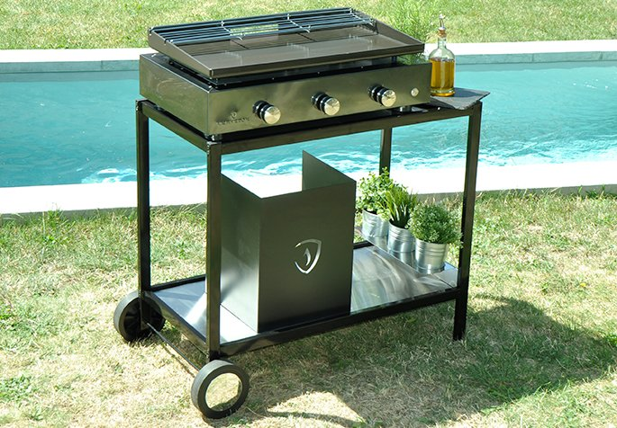 Gas Holzkohlegrill Kombination : Deal des tages traedgard gasgrill indio real